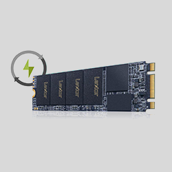 Lexar® NM500 M.2 2280 NVMe SSD